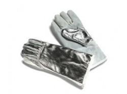 Guanti anticalore alluminio