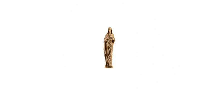 Statua S.Cuore - LF-4155