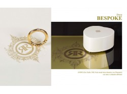 Anello del ricordo - Linea Bespoke - AN09G