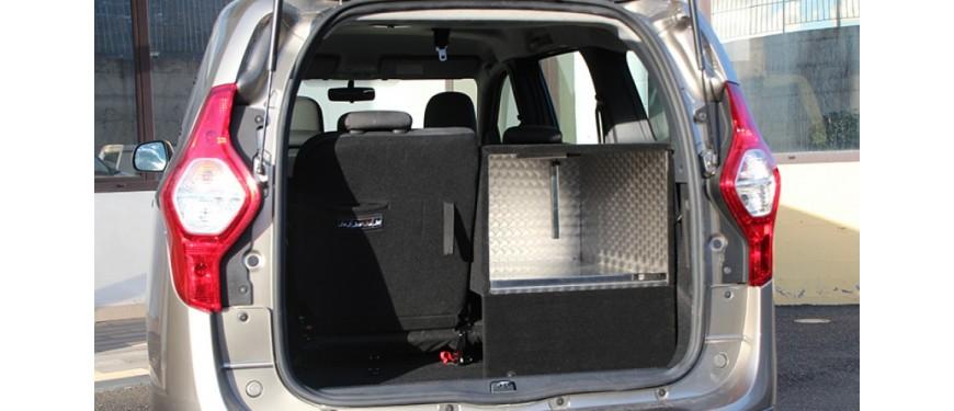 Dacia Lodgy Porta Urne