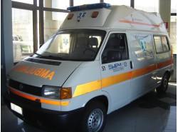 Ambulanza Volkswagen