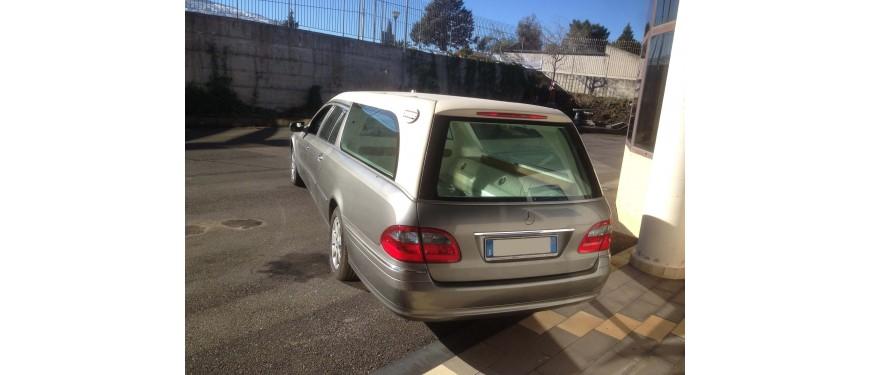 Mercedes E211 E280 CDI