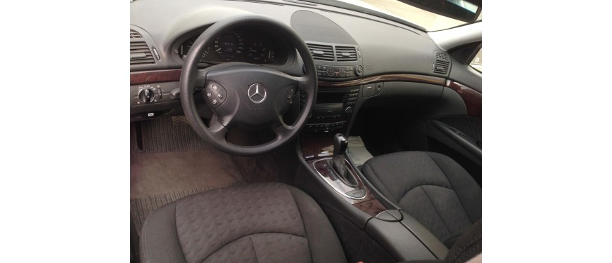 Mercedes E211 E270