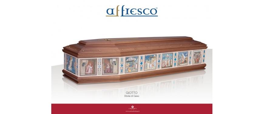 Giotto - Storia di Gesù - Linea Affresco