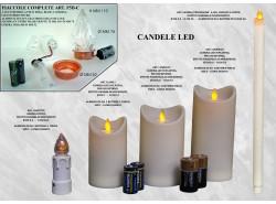 Arredi funebri candele e fiaccole 0075