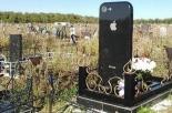 Costruita una lapide a forma di iPhone 6 per omaggiare una defunta