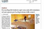 Rassegna Stampa del 16/12/2015 - Articolo della Stampa