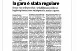 Rassegna Stampa del 11/02/2016 - Articolo della Gazzetta del Sud