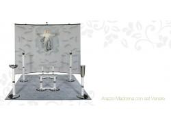 Arazzo Madonna con set Venere