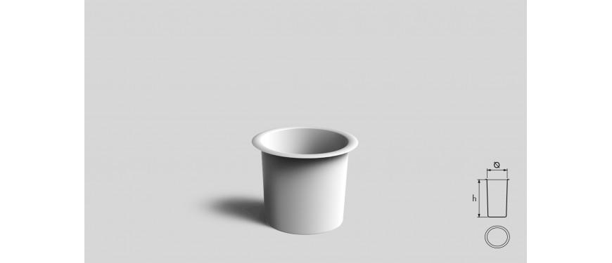 Interni per vasi - Ciotola