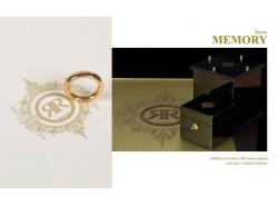 Anello del ricordo - Linea Memory - AN08G