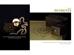 Anello del ricordo - Linea Pendenti - AN07G