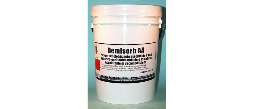 Demisorb - Prodotti per inumazioni e riesumazioni