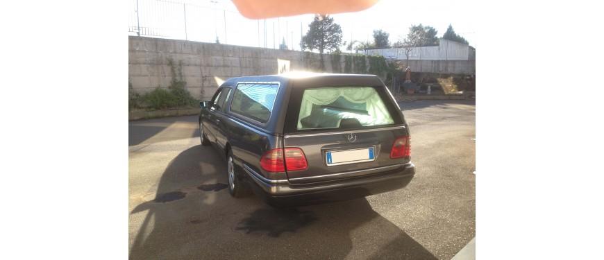 Mercede E210 S