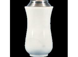 LM108 - Portafiori Bianco Carrara